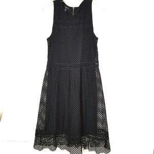 Alfani black dress